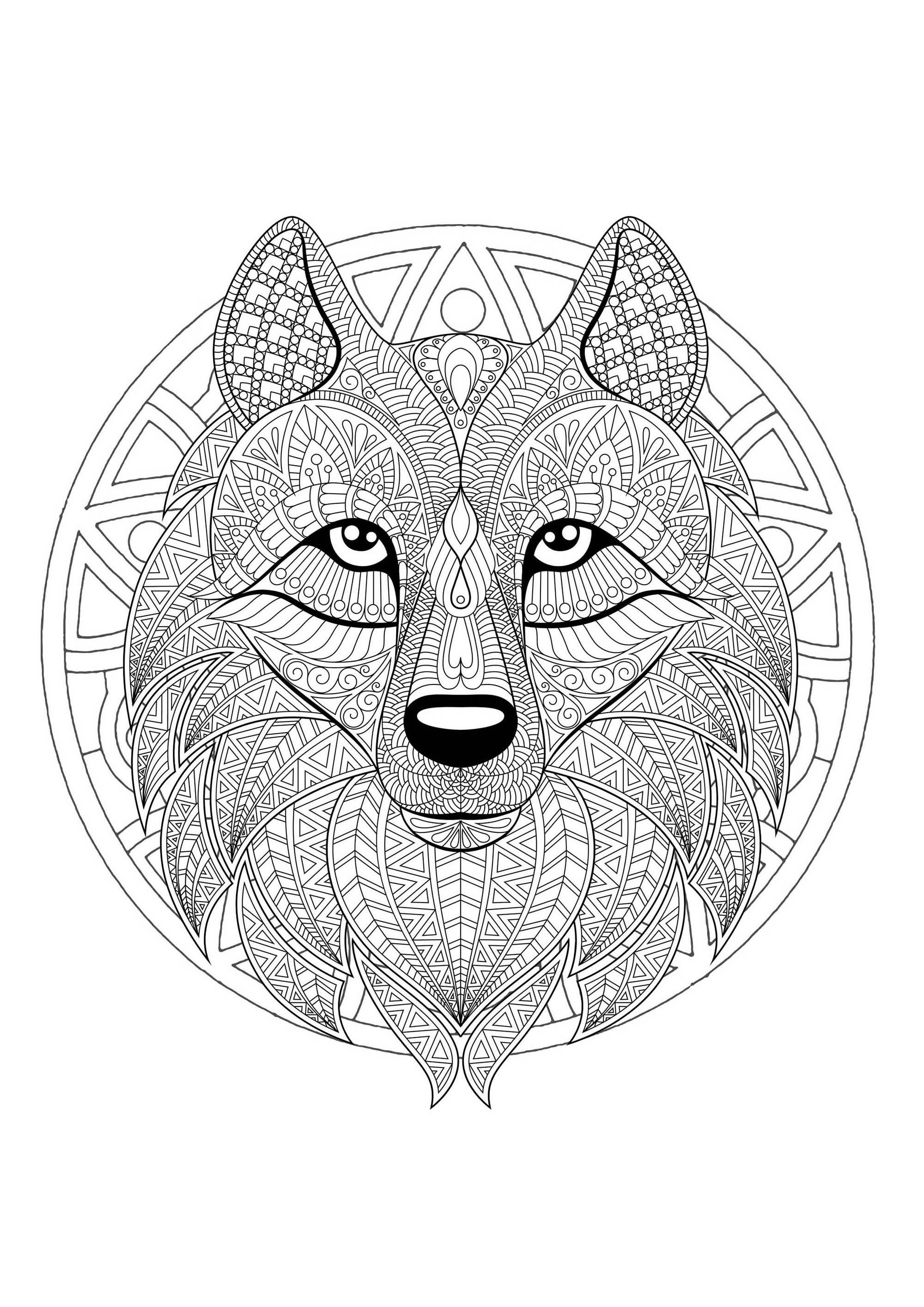 Mandalas 68267 - Mandalas - Malbuch Fur Erwachsene