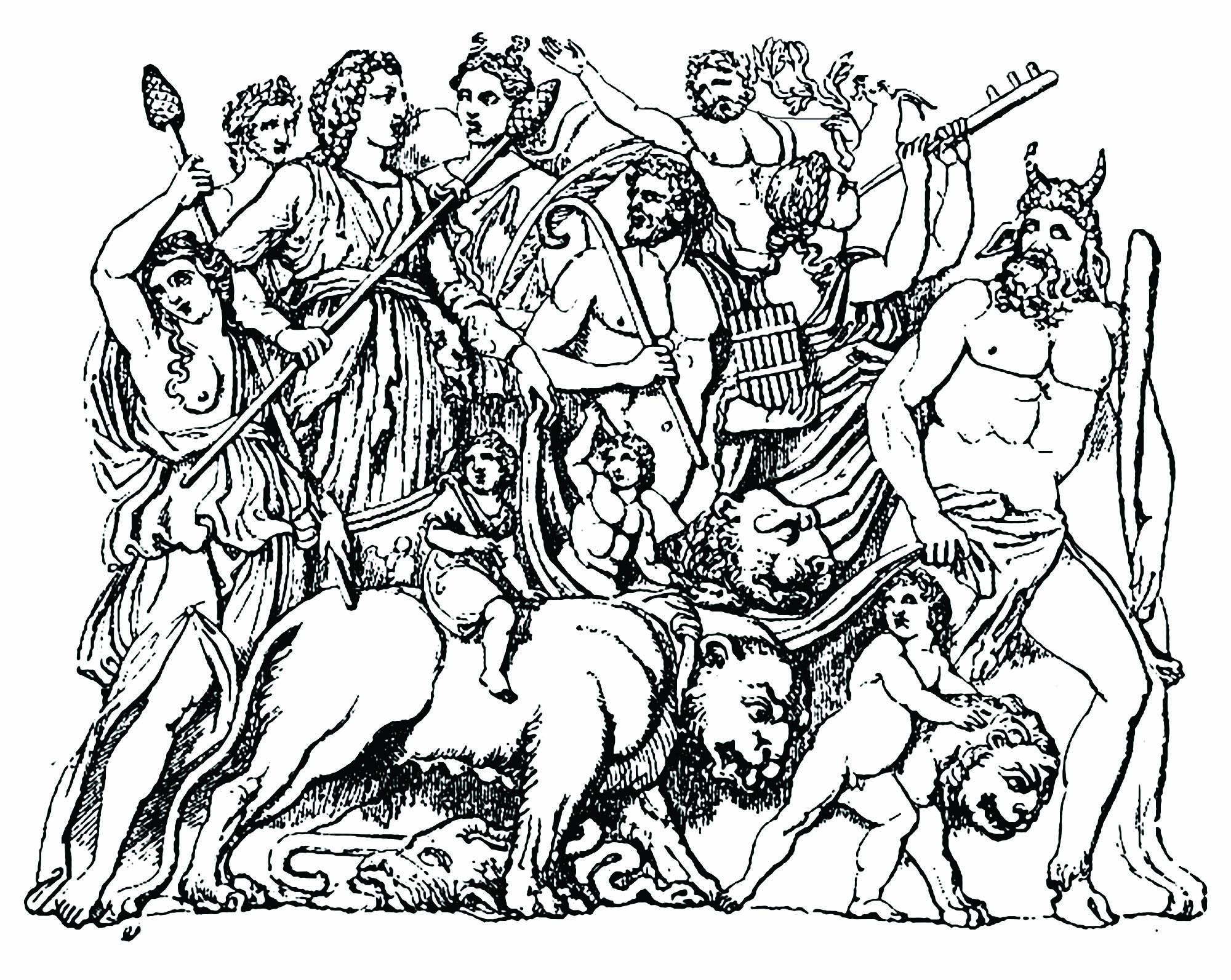 Altes griechenland 72731 - Altes Griechenland - Malbuch Fur Erwachsene