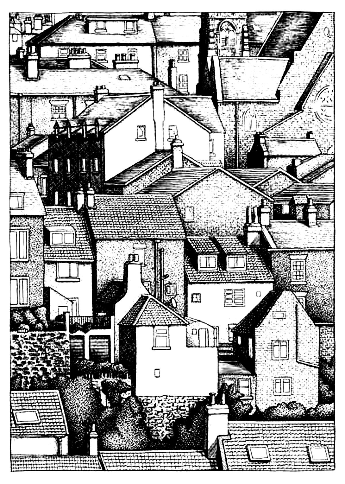 Architektur zuhause 15312