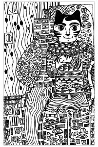 Katzen 14572