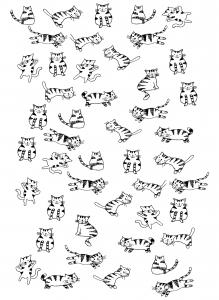 Katzen 27084