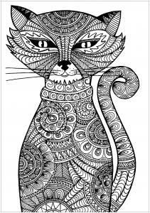 Katzen 35719