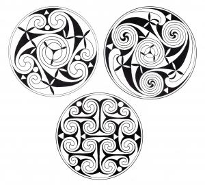 Keltische kunst 12096