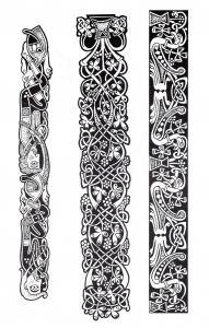 Keltische kunst 1671