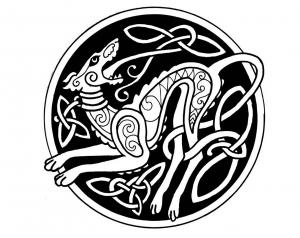 Keltische kunst 3095