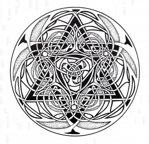 Keltische kunst 38097