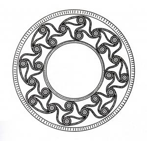 Keltische kunst 44459