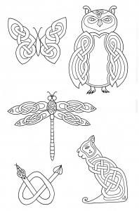 Keltische kunst 7423