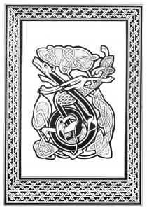 Keltische kunst 81280