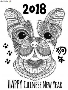 Chinesisches neujahr 74545