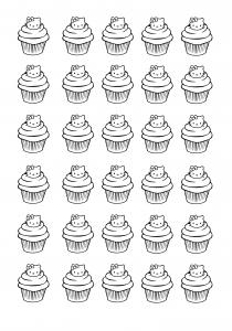 Cupcakes 28458