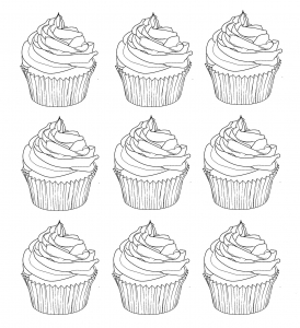 Cupcakes 56399