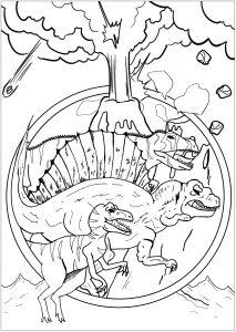 Dinosaurier 93671