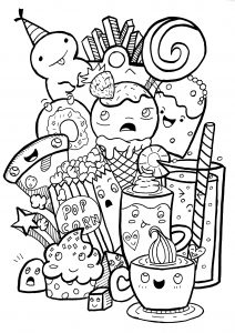 Doodle art doodling 40217