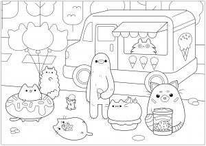 Doodle art doodling 59591