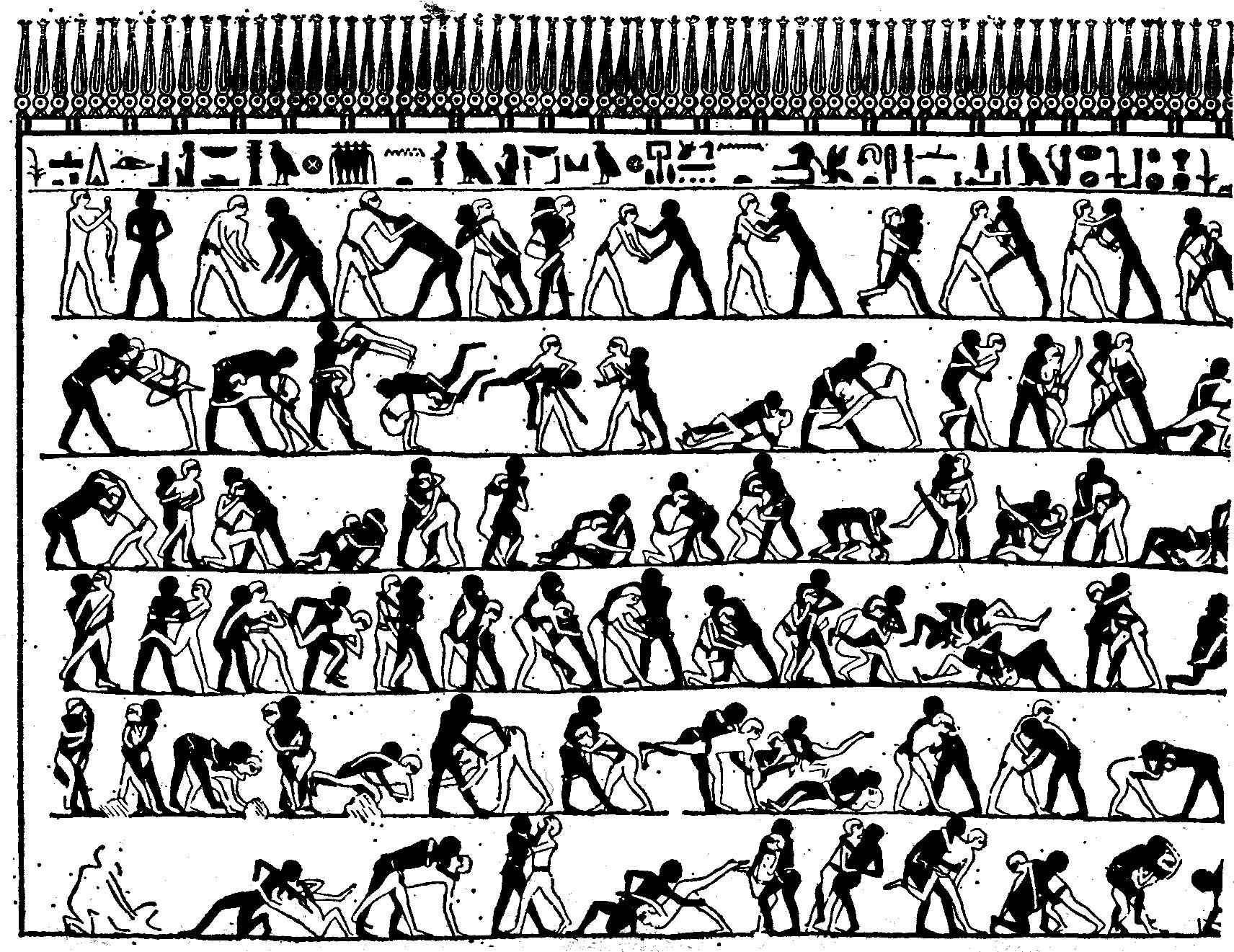 Agypten und hieroglyphen 50688