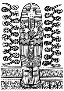Agypten und hieroglyphen 12455