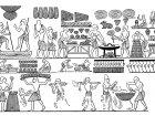 Agypten und hieroglyphen 12716