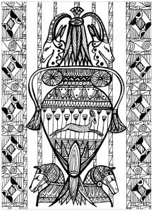 Agypten und hieroglyphen 7951