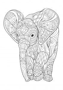 Elefanten 90646