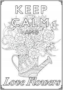 Keep calm 70989