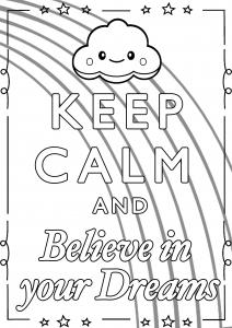 Keep calm 78801