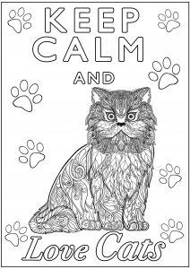 Keep calm 84113