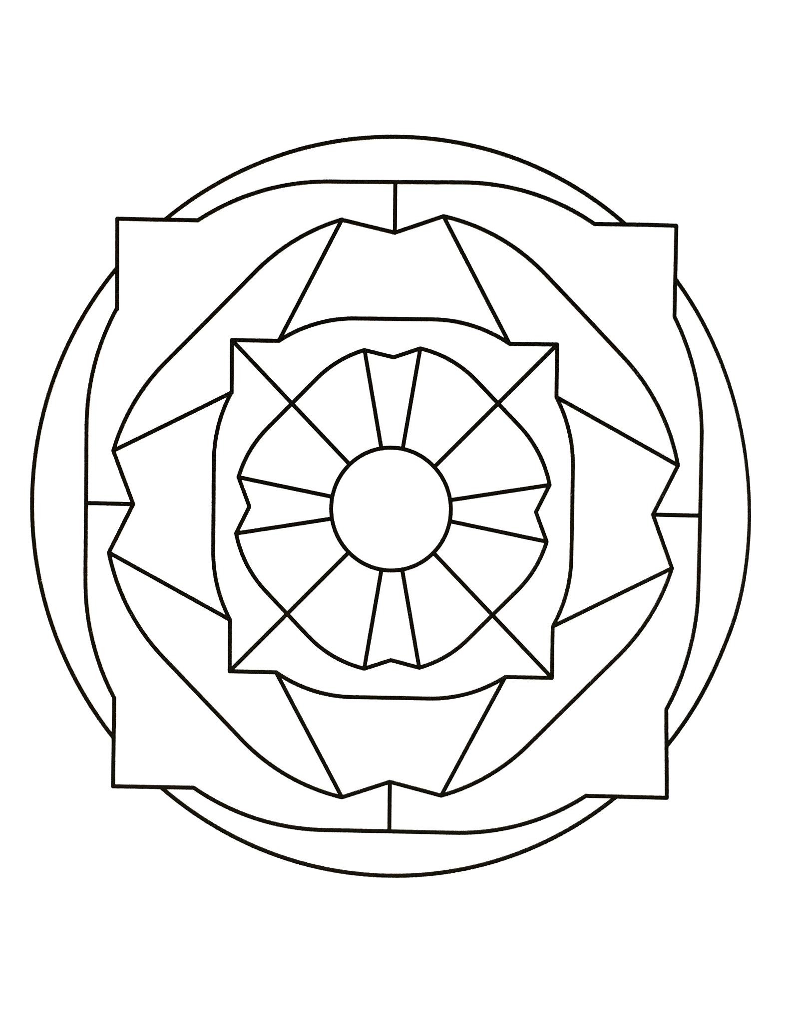 Mandalas - 64