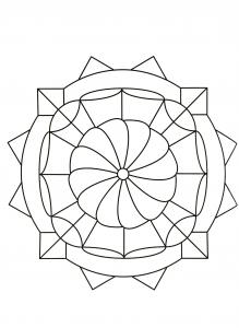 Mandalas 13607