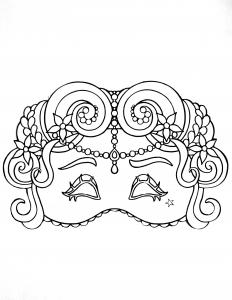 Masken 32606