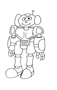Roboter 55389