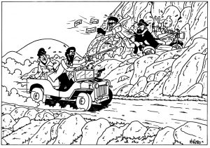 Bucher comics 40822
