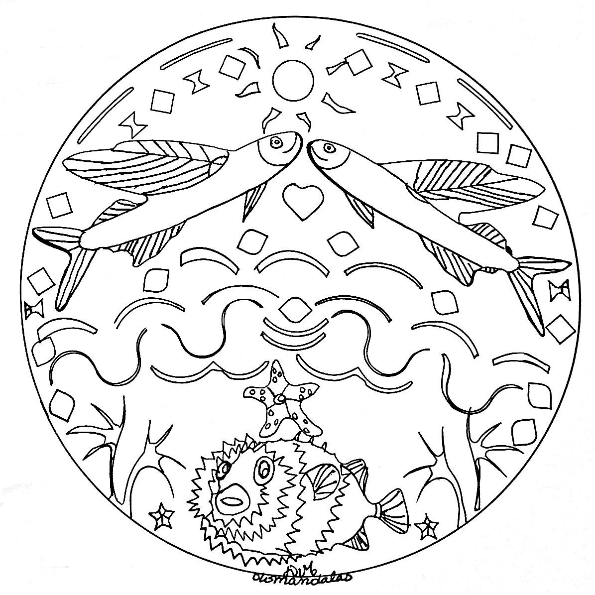 Malbuch Fur Erwachsene  : Mandalas - 219
