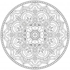 Mandalas 72504