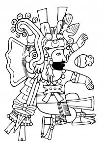 Mayas azteken und inkas 48454