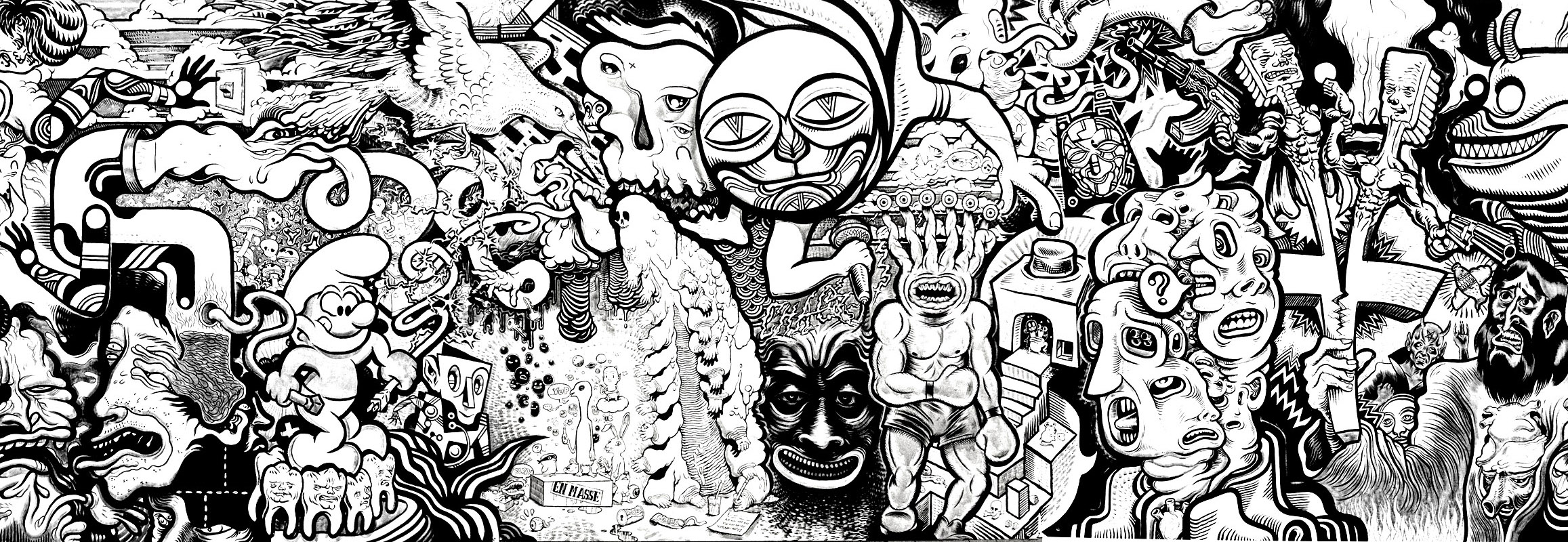 Graffiti strassenkunst 15014 - Graffiti / Straßenkunst - Malbuch Fur ...