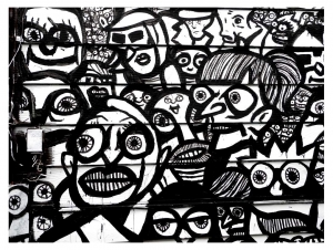 Graffiti strassenkunst 48948