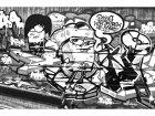 Graffiti strassenkunst 67936