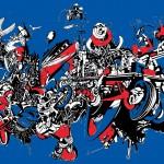 Leyendas y graffitis