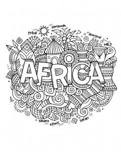 Africa 76582