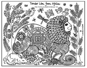 Africa 93036
