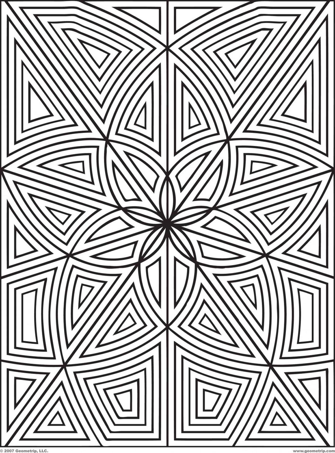 Colorear para adultos : Anti-stress / Zen - 38