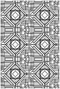 Art deco 31416