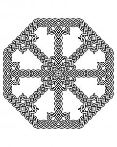 El arte celta 1630
