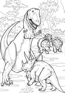 Dinosaurios 6111