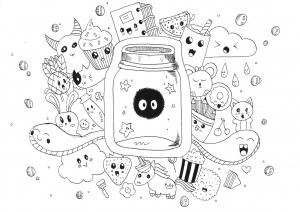 Doodle art doodling 28708