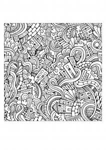 Doodle art doodling 67663
