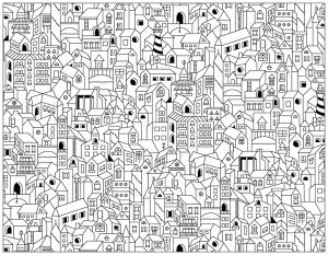 Doodle art doodling 94010