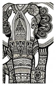 Elefantes 35280