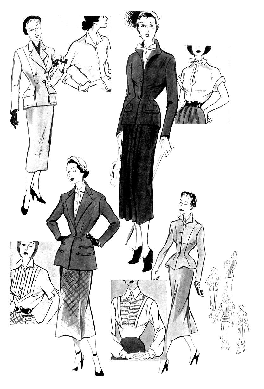 Colorear para adultos : Fashion & clothing - 4